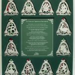 12 Days of Christmas Ornaments Sets